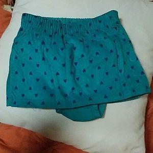 Skirt w panty